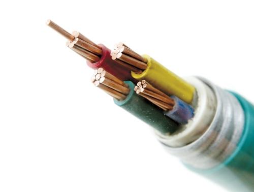 瓷化胶绝缘防火电缆